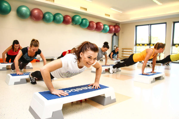Fitness w Centrum Sportu Akademos