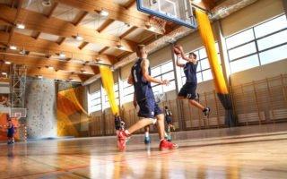 Hala sportowa w Lublinie